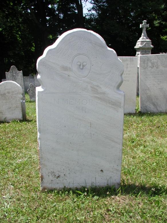 St James Episcopal Church Cemetery, Arlington, VT